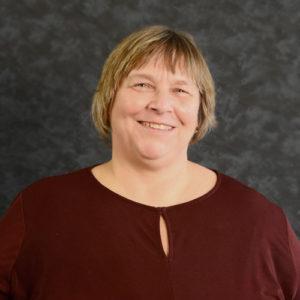 Judy at The Glenholme School