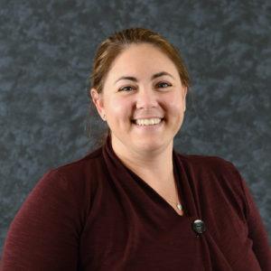Julie at The Glenholme School