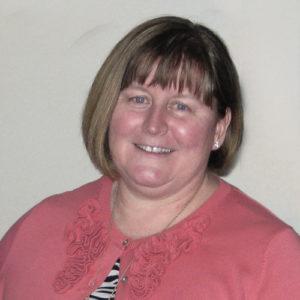 Sharon at The Glenholme School