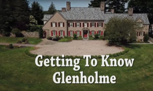Getting To Know Glenholme Intro Card