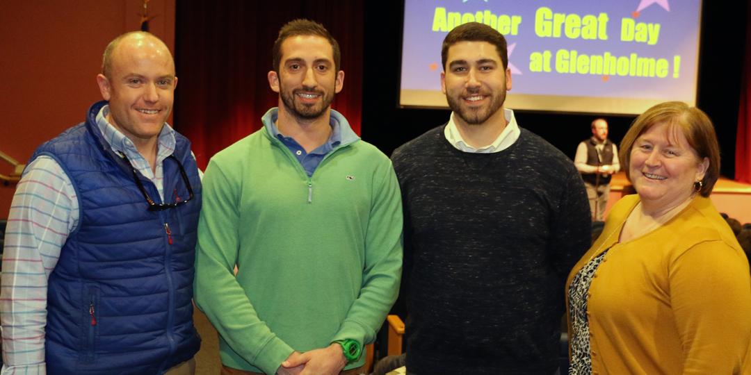Servant Leadership at The Glenholme School