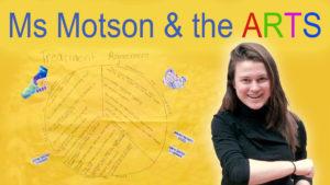 The Glenholme School Ms Motson and the Arts
