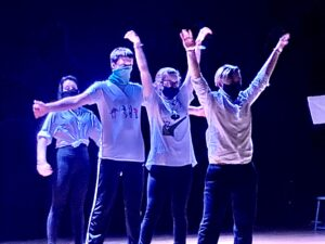 Dance Team Practices