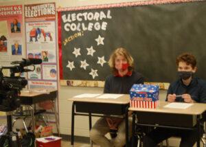 Glenholme Students Vote 02