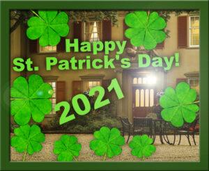 Happy St. Patrick's Day at The Glenholme School