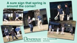 Spring at The Glenholme School